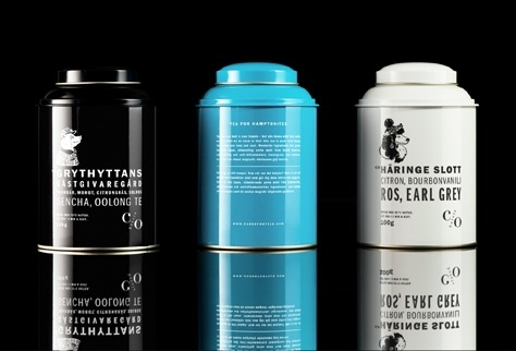 Packaging for c/o Hotels | by Planeta design