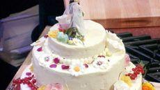 wedding cake kaka recept brollopstarta glasyr recept ideer for en brollopstartor
