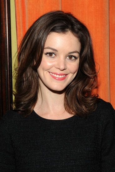 Nora Zehetner.  See more celebrity #lob haircuts when you click!