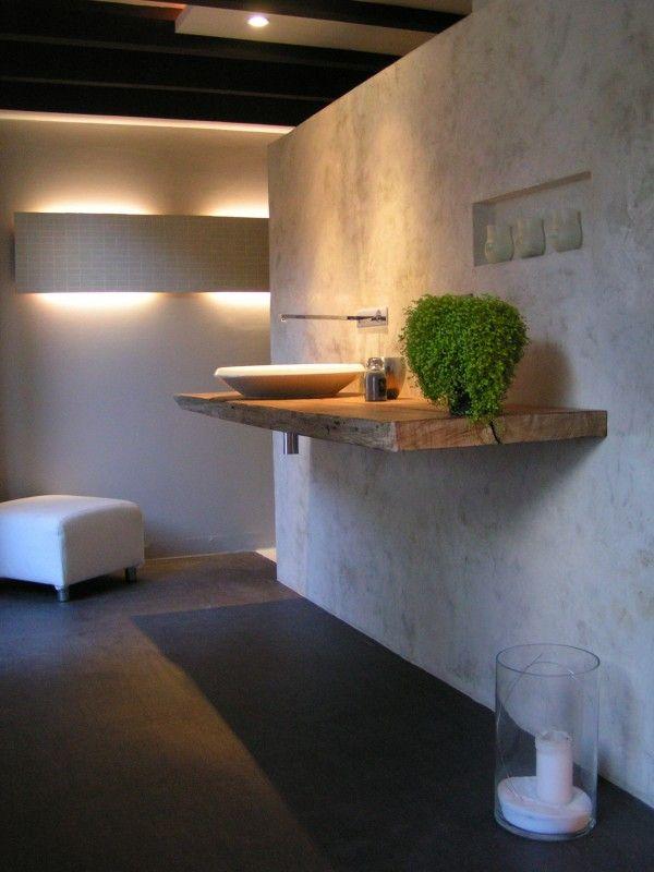 Une salle de bains zen salle de bain will pinterest - Deco zen salle de bain ...