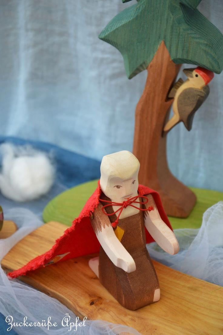 ** Zuckersüße Äpfel **: - Anzeige - St. Martin ritt durch Schnee und Wind, mit toller Ostheimer Verlosung!