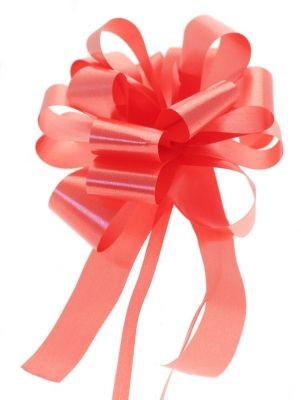 Red Pull Bow