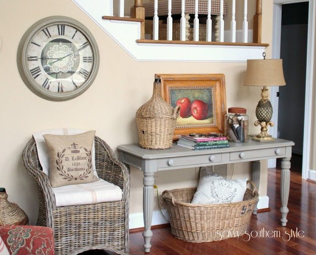 Savvy Southern Style: Spring In the Great Room