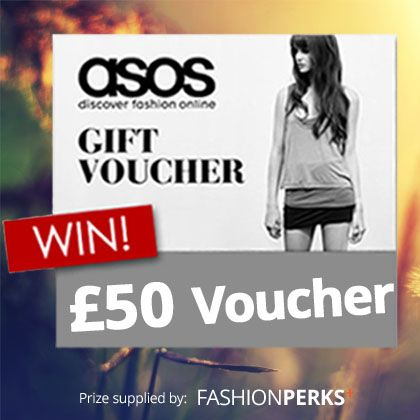 Win a £50 Asos Voucher