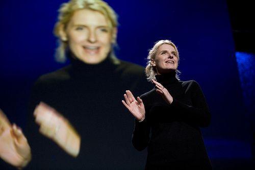 Elizabeth Gilbert on Nurturing Creativity