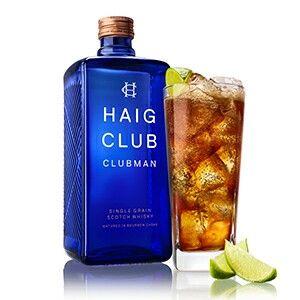 Haig Club Clubman, Single Grain, Scotland.