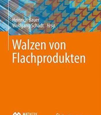 Walzen Von Flachprodukten PDF