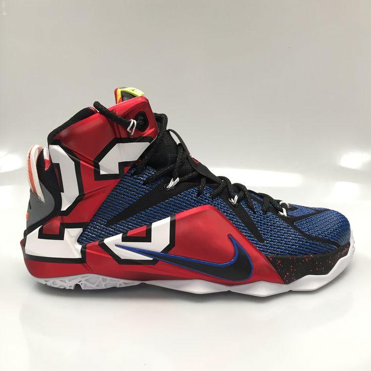 "Nike Lebron 12 ""WTL"" Size 10 DS"