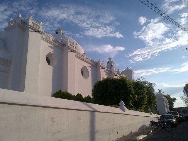 Iglesia San Pedro, Metapán, Santa Ana.