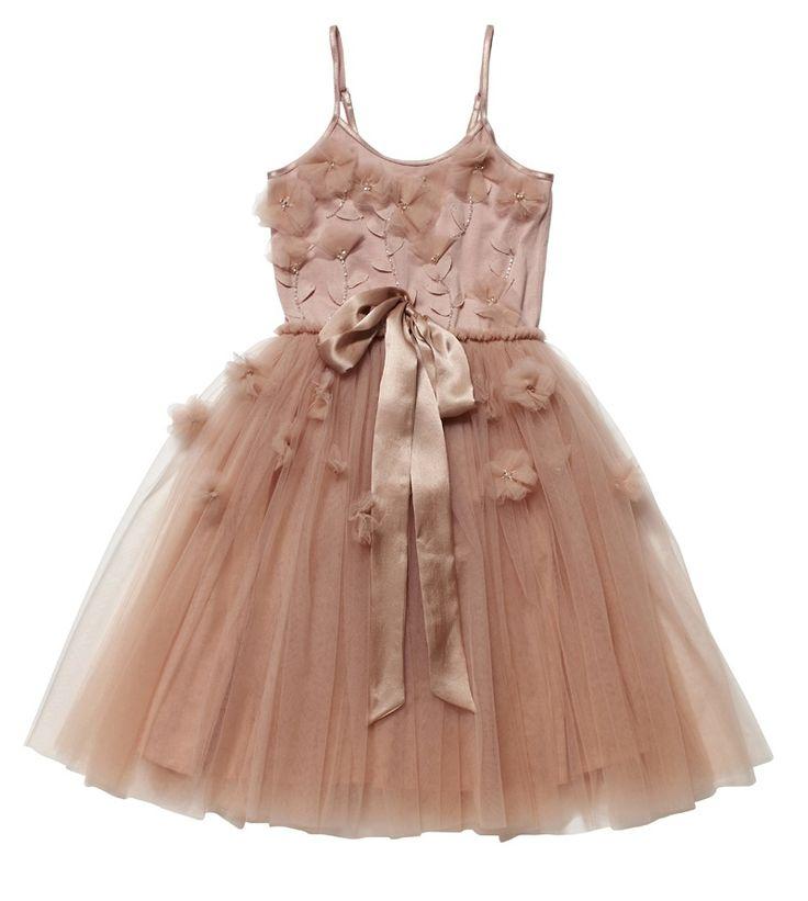 As pretty as a flower, your princess will dazzle in our Miss Havisham Tutu in Blush. http://www.tutudumonde.com/tutu-dress-whats-new/1282-miss-havisham-tutu-blush.html