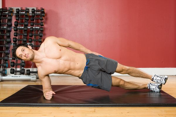 Side Plank: The Best Abs Move You're (Probably) Not Doing