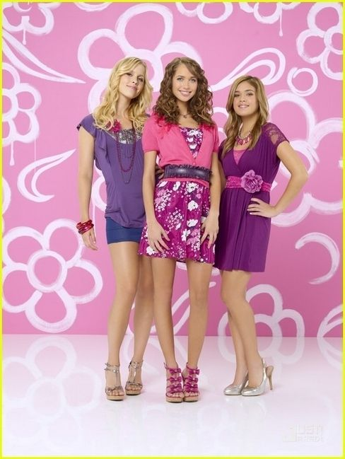 The Plastics from Mean Girls 2