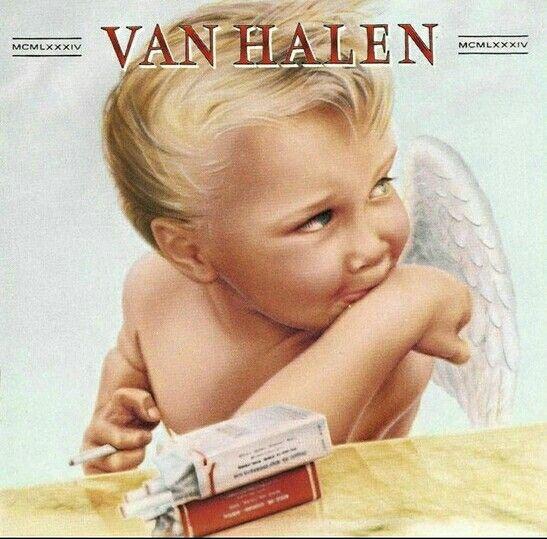 My Fave Van Halen Album Cover