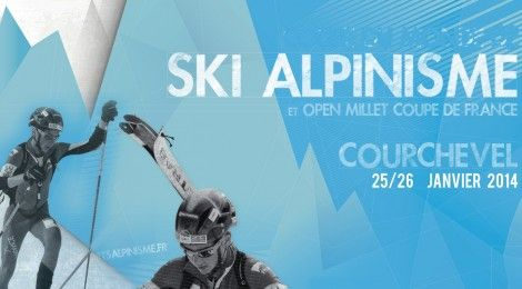 ISMF World Cup of Ski Mountaineering at Courchevel - January 2014