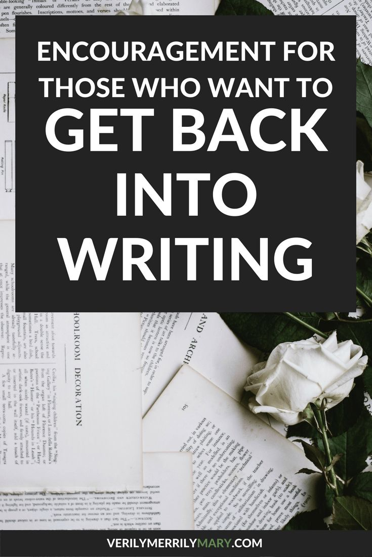 It is not unheard of for us writers to abandon writing for a bit longer than we may have expected. It does happen and a flood of emotions may result when a writer comes to terms with it. In this post, I share a few words of encouragement for the writer who wants to get back into writing.