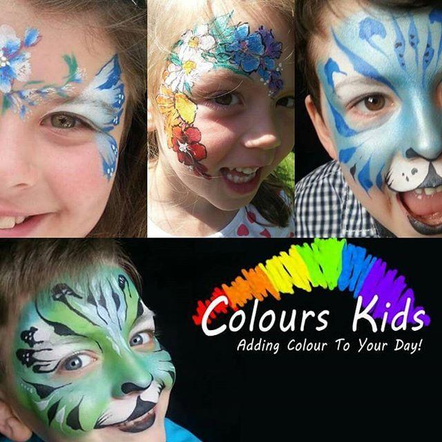 #profacepainters #Staffordshire #Stokeontrent #kidsparty
