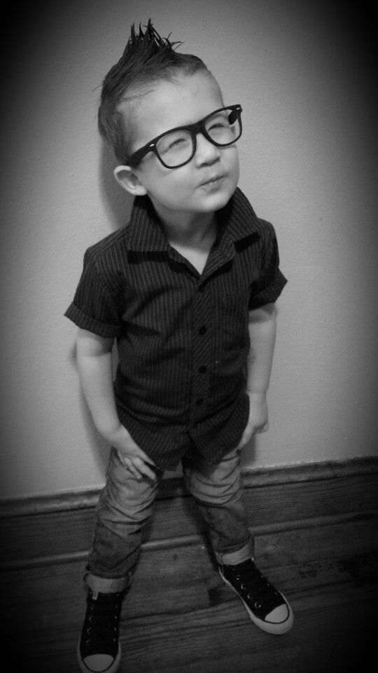 Sweet hair, sweet glasses! #kidsfashion missionbelt.com