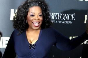 Oprah - najbardziej wpływowa kobieta w show-biznesie 2013!