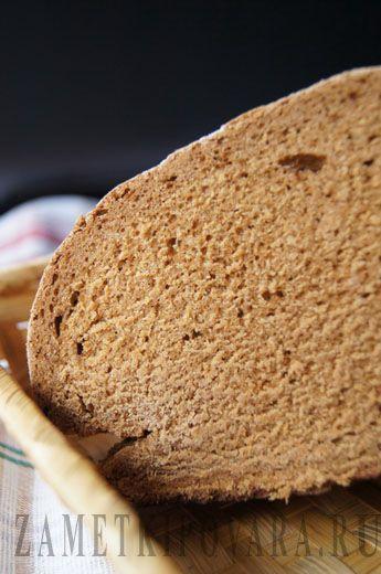 Бездрожжевой украинский хлеб