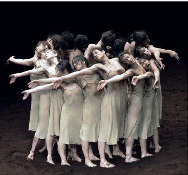 coro de troyanas