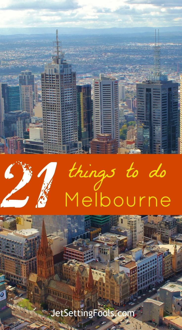 With a fascinating history, modern and preserved architecture, an abundance of nature and a vibrant nightlife, Melbourne has broad appeal. The contemporary Central Business District (CBD) is alive with a hip and trendy culture, but low-key beach vibes are just a tram ride away. If you are looking to truly experience the city, check out our list of the 21 best things to do in Melbourne, Australia.