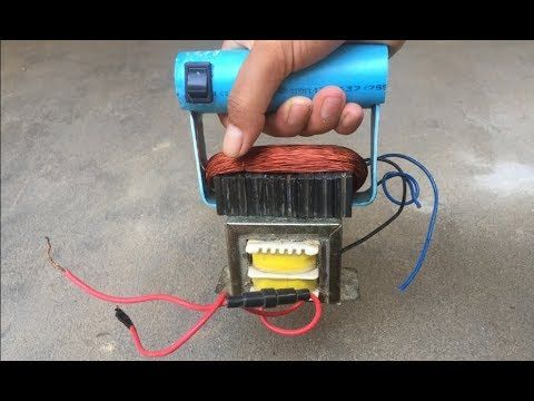 The useful device that should be in your home / Super electric magnet 2017 - YouTube