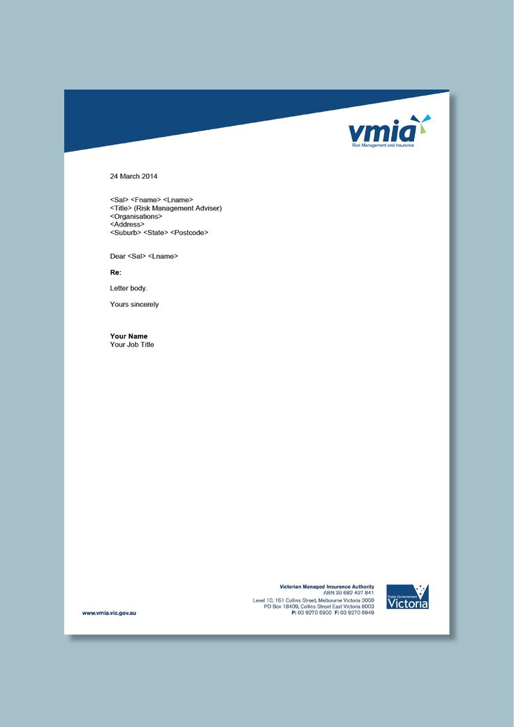 government insurance agency letterhead  cordestra  word