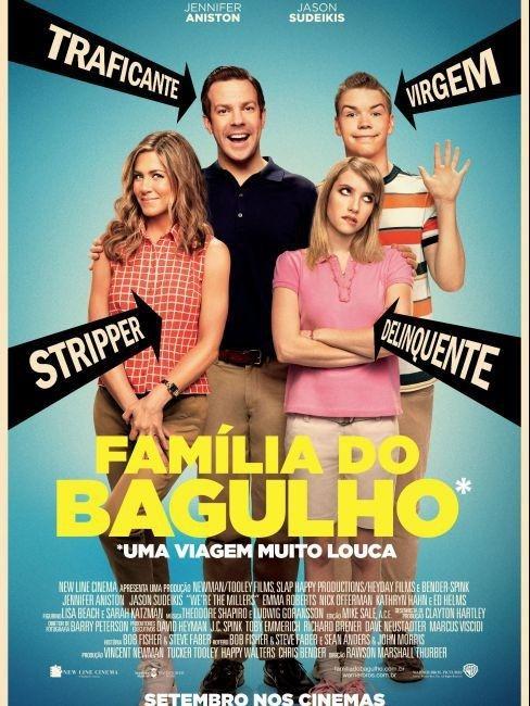 Cartaz nacional de Família do Bagulho