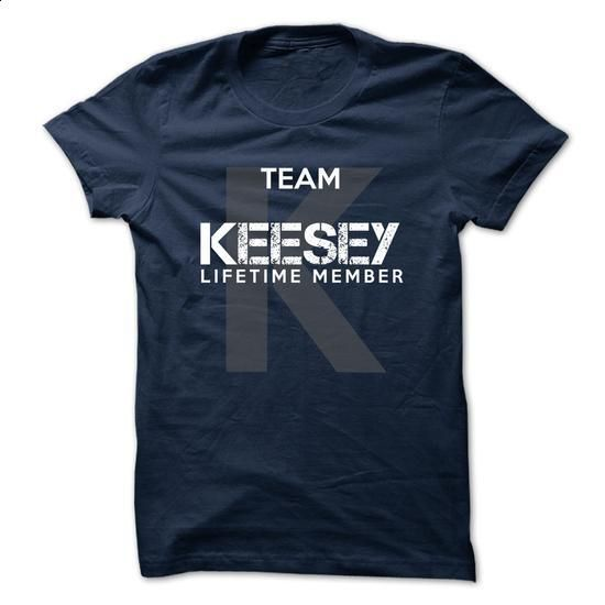KEESEY - TEAM KEESEY LIFE TIME MEMBER LEGEND  - #pretty shirt #ringer tee. I WANT THIS => https://www.sunfrog.com/Valentines/KEESEY--TEAM-KEESEY-LIFE-TIME-MEMBER-LEGEND-.html?68278