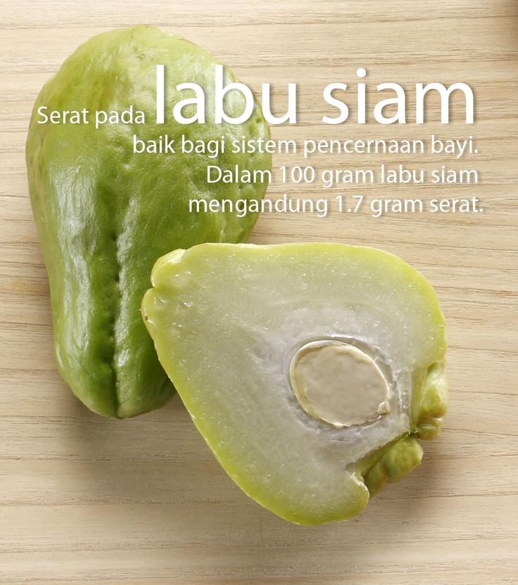 Klik untuk Resep Labu Siam