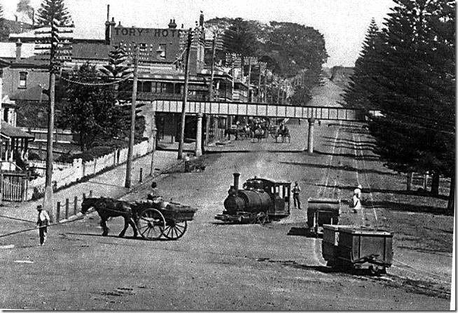 Terralong Street, Kiama   c1880s