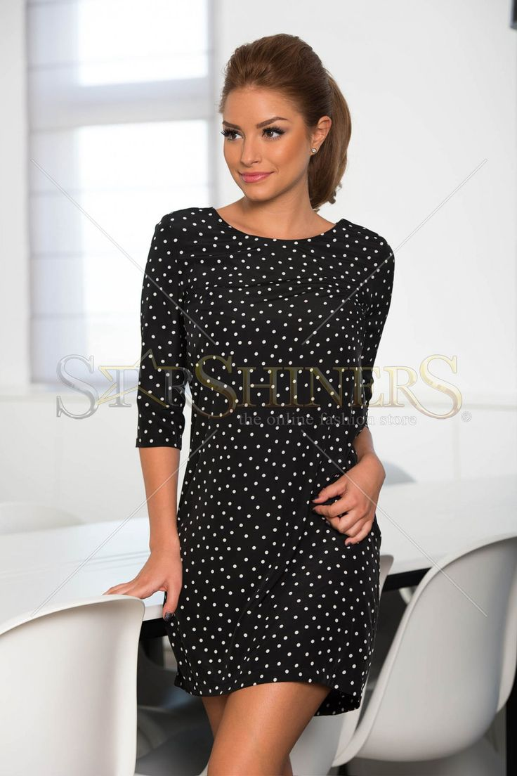 StarShinerS Pleasant Black Dress