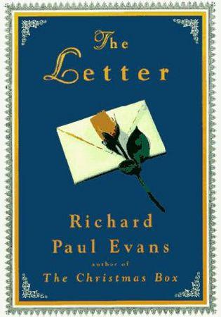 Richard Paul Evans-- I love his books