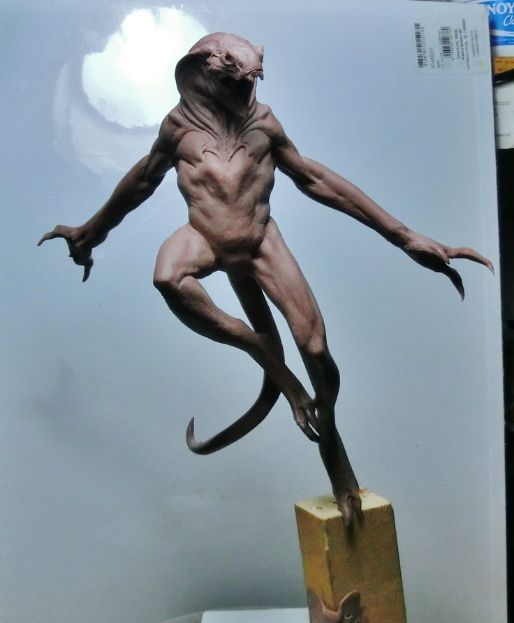 Reptileman WIP by BOULARIS.deviantart.com on @deviantART