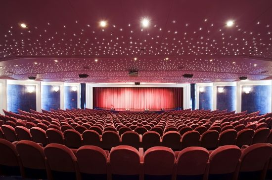 MSC Lirica - The Broadway Theatre
