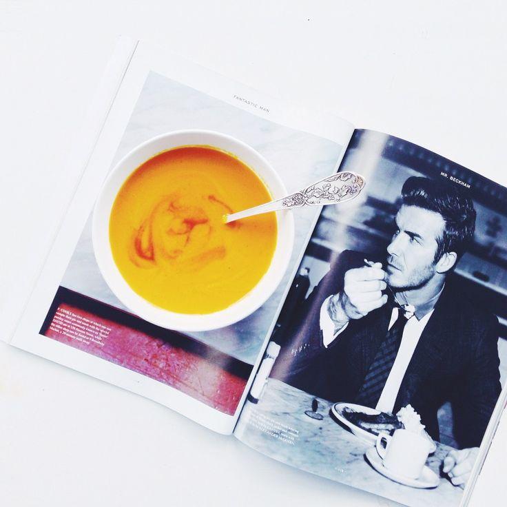 Морковно-кокосовый суп | Salatshop ♥ You