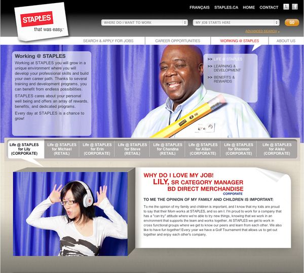 http://www.lindsaymuciyphotography.com/ #Staples #AdCampaign #LindsayMuciyPhotography