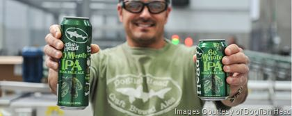mybeerbuzz.com - Bringing Good Beers & Good People Together...: Dogfish Head Releasing 19.2oz Cans of 60-Min IPA &...