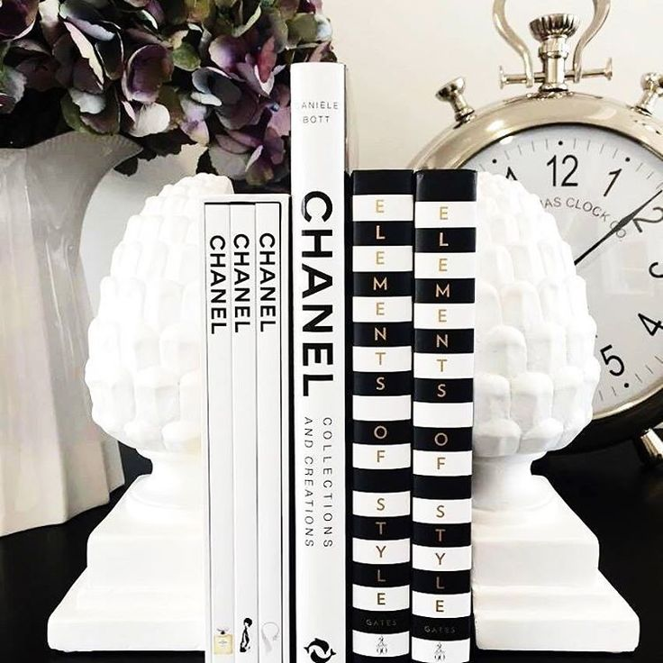 Chanel books on style
