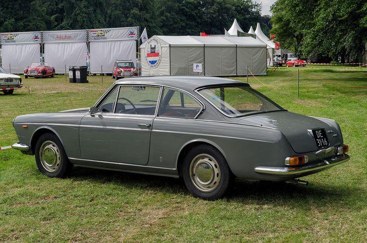 1965 Lancia Flavia Pininfarina