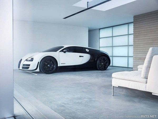 Over $20 Million in Rare, Exotic Cars Photographed Inside Minimalist Home