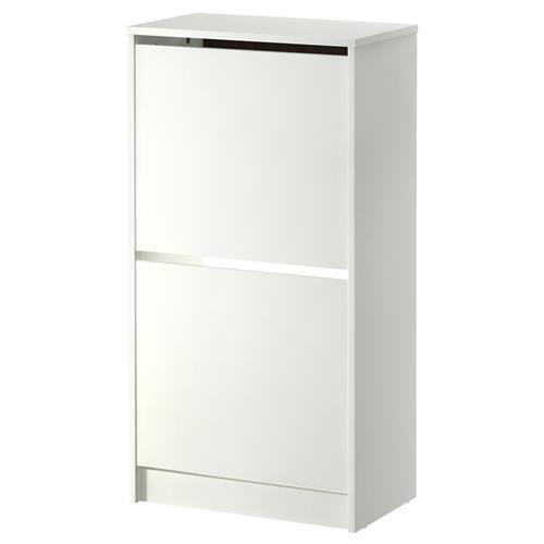 BISSA Παπουτσοθήκη με 2 τμήματα - IKEA