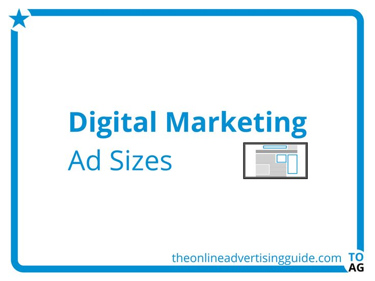 Welcome to our Ad Size Guide, where we explain everything you need to know about the most prevalent ad sizes available within the world of online advertising.