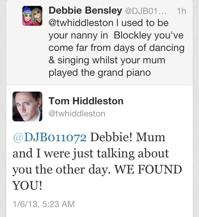 It's too much. Singing and dancing Baby Hiddles, he talks TO HIS MOM. I CANNOT. AND HE'S SO EXCITED THAT HE FOUND HER.