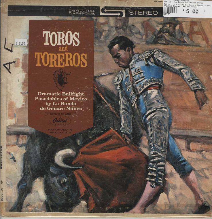 La Banda De Genaro Nunez - Toros and Torres