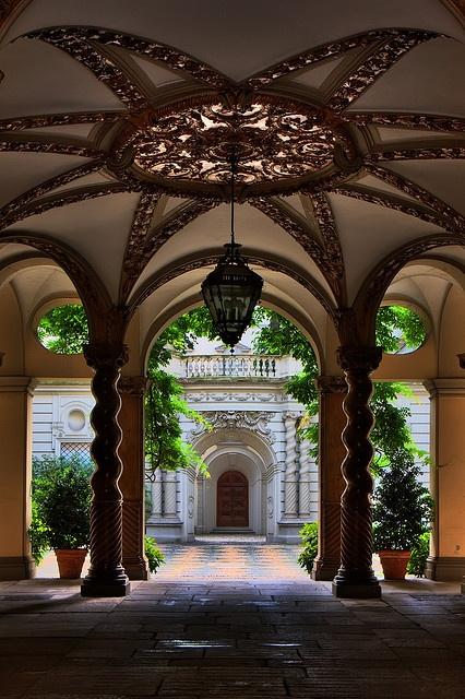 Palazzo Asinari di San Marzano by bluestardrop - Andrea Mucelli, via Flickr