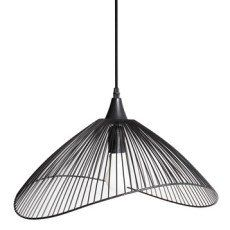 Suspension Design Kasteli métal noir 1 x 40 W SEYNAVE