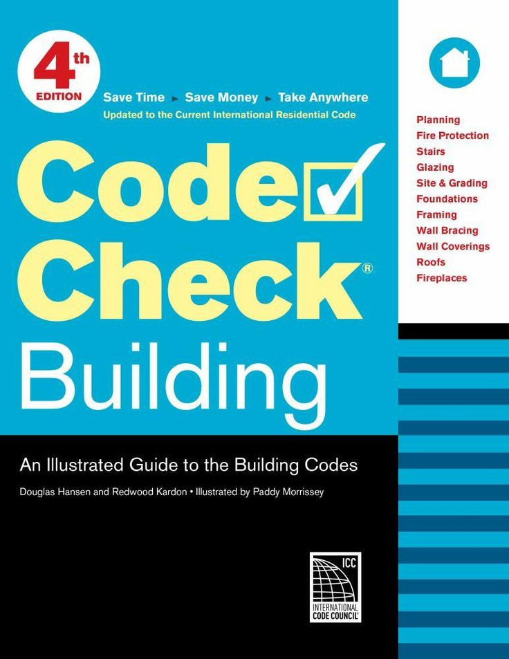43 best codes standards books images on pinterest books online code check building an illustrated guide to the building codes fandeluxe Images