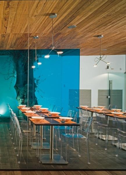 Touch Restaurant, viabizzuno