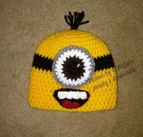 A minion hat is a must-have accessory for any fan of